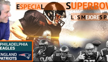 Apuestas y 5 pronósticos para la Superbowl: Eagles vs Patriots