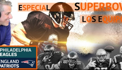 Apuestas a la Superbowl: analizamos los equipos, Eagles y Patriots