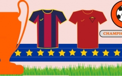 Apuestas a la Champions League. Cuartos de Final: Barcelona vs Roma